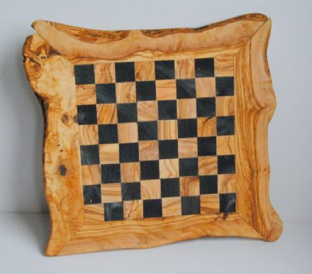 Olive Wood Chess Boards Available  in Aberfeldy